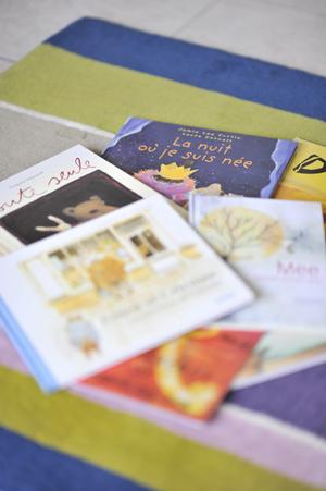 Bibliographie Service d'adoption Thérèse Wante